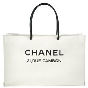 Chanel Calfskin Large Essential 31 Rue Cambon Tote
